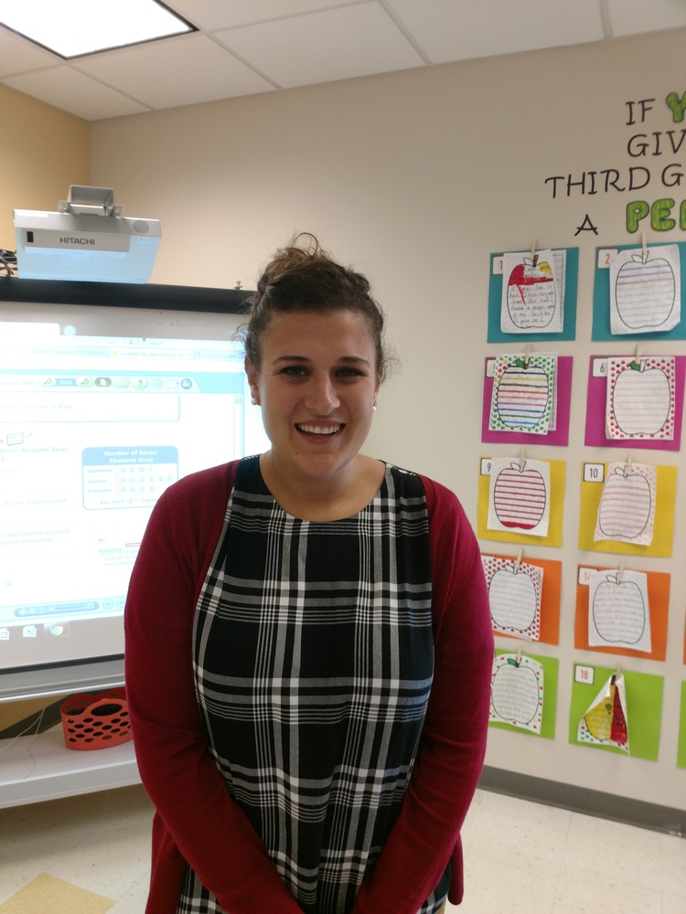 Teacher Feature: Maddie Wright