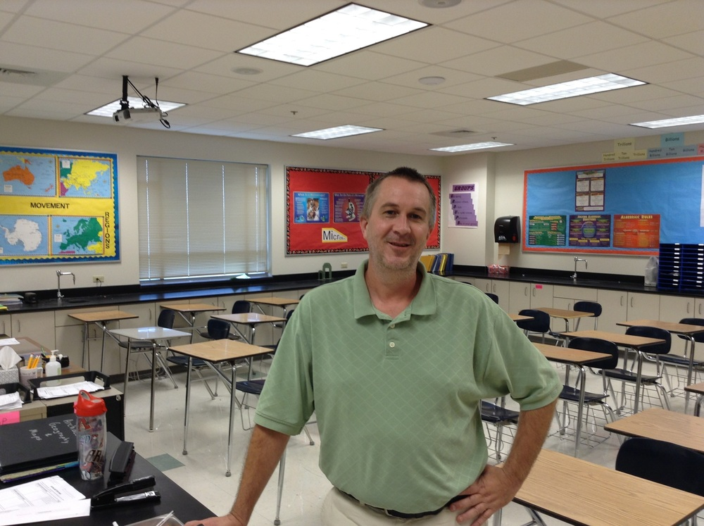 Teacher Feature: Dan Pentti