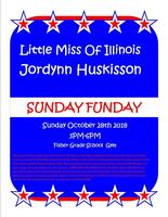 Sunday Funday: Fund-Raiser for our Little Miss of Illinois