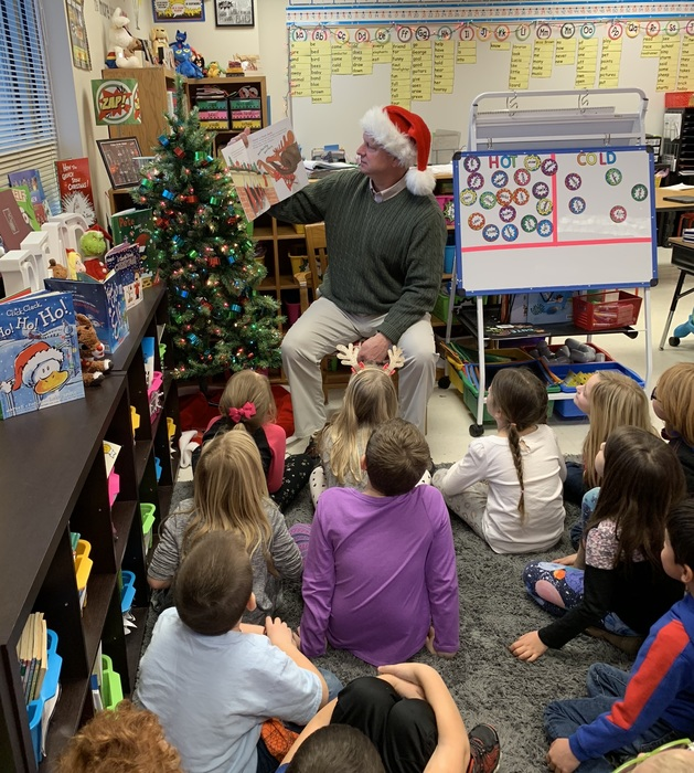 Christmas Mystery Readers