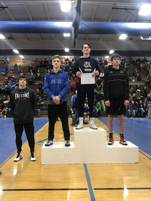 Dakota Matthews 2019 State qualifier!